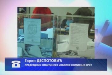 Brus: Novoj Srbiji 53,38 odsto glasova