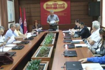 Za odbornike Skupštine Grada Kruševca 12 izbornih lista