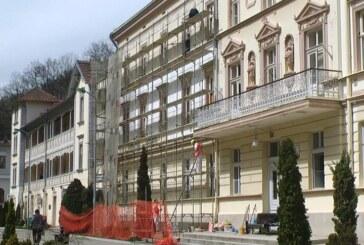 U okviru Specijalne bolnice Ribarska Banja radovi na više lokacija