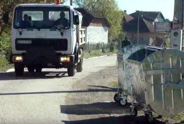 JKP Kruševac postavilo je 38 kontejnera u selu Globoder