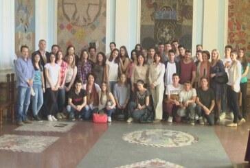 Gimnazijalci sa Krfa u poseti vršnjacima  kruševačke Medicinske škole