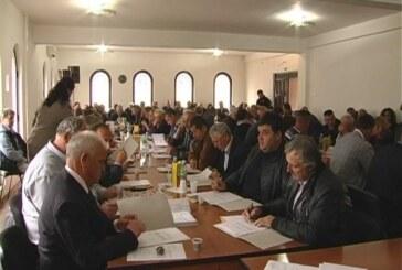 Konstitutivna sednica Skupštine opštine Aleksandrovac