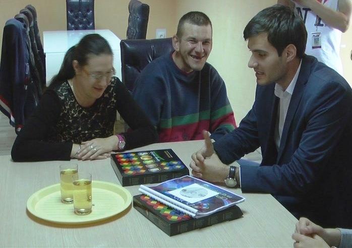 Poklon Mense Centru za osobe sa invaliditetom u Kruševcu