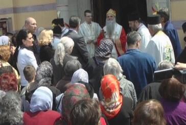 Saborni hram u Kruševcu proslavio svečano svog patrona