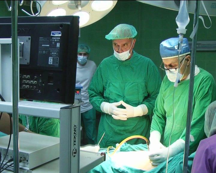 U opštoj bolnici Kruševac izvedene operacije kila prednjeg trbušnog zida novom metodom