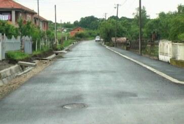Završeni radovi na asfaltiranju dela ulice Kralja Petra Prvog u Mesnoj zajednici Lazarica