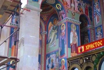 Freskopisanje Sabornog hrama Svetog Đorđa biće završeno do kraja godine