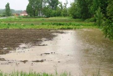 Ribarska reka se u Kaoniku povukla u korito, vodotokovi drugog reda u blagom opadanju