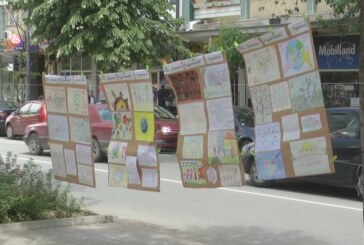"""""""Svi smo mi porodica"""" u centru Kruševca"""