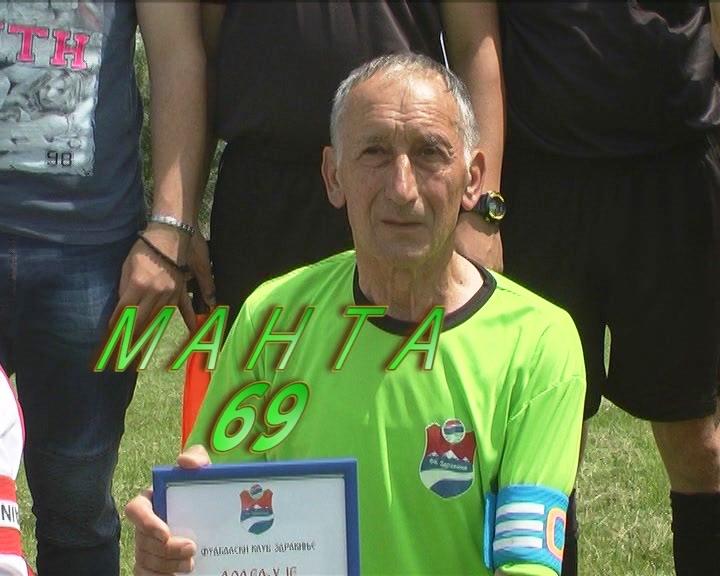Manta 69: Milan Arsić – pola veka sa fudbalom (TV REPORTAŽA)