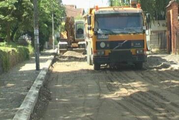 U Balšićevoj ulici radovi na rekonstrukciji asfalta i trotoara