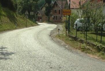 Deonica od Kožetina do Boturića dobiće rekuntruisan kolovoz