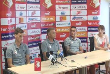 FK Napredak: Zadovoljni tokom priprema, sve je po planu