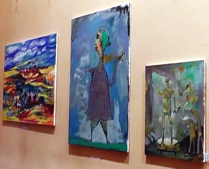 Izložba poljskih slikara, do kraja leta i umetnici iz Hong Konga