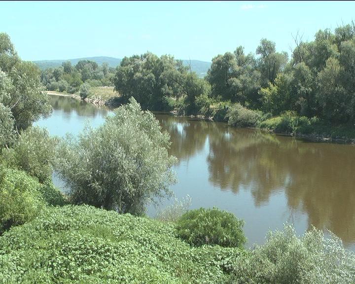 Voda Zapadne Morave uobičajenog kvaliteta