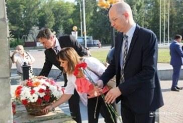 Delegacija grada Kruševca u Lipecku