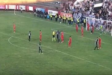 Novi uspeh Napretka, u Kruševcu pobeđen Partizan (2:1) – VIDEO