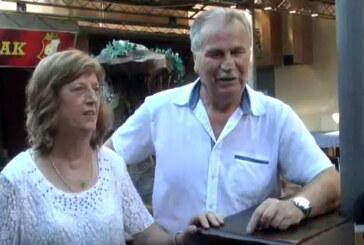 Zlatna svadba bračnog para Nikolić