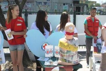 Povodom Svetskog dana borbe protiv trgovine ljudima: Akcija podele propagandnog materijala na otvorenim bazenima