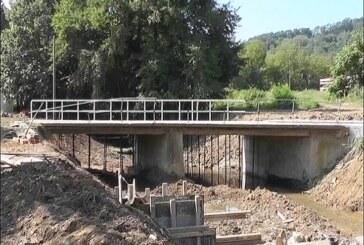 Rekonstrukcija i proširenje mosta u Nauparu