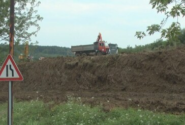 Počeli radovi na trajnoj sanaciji klizišta kod Novog groblja