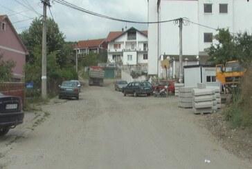 U toku radovi na rekonstrukciji ulice Nadežde Petrović u naselju Šumice