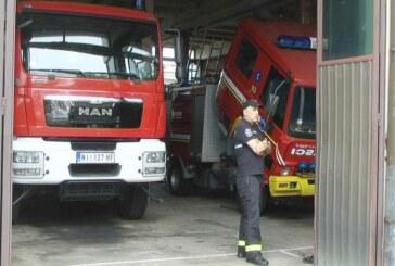 Posle velikog nevremena: I kruševački vatrogasci u Makedoniji