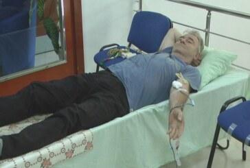 U SNS-u održana akcija dobrovoljnog davanja krvi