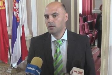 "Vladimir Milosavljević v.d. direktora JKP ""Vodovod"" Kruševac"