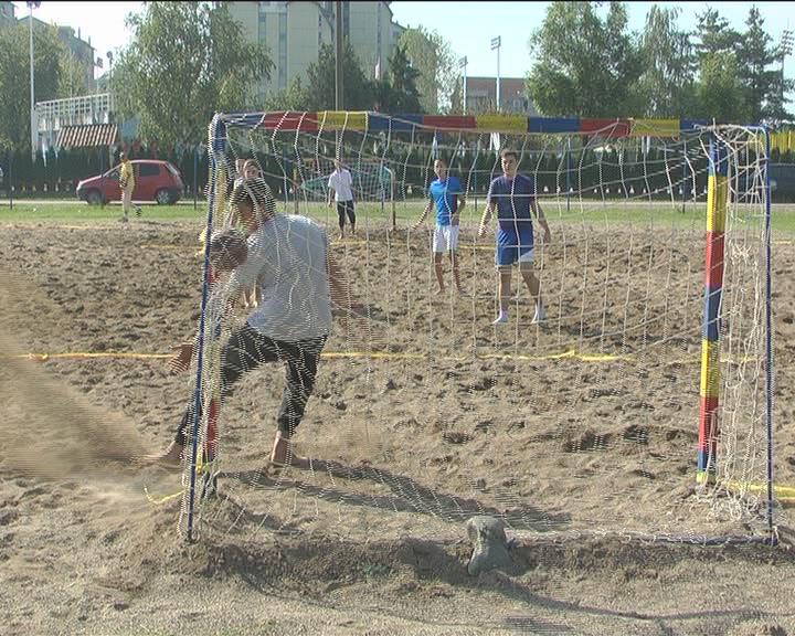 Turnir u rukometu na pesku