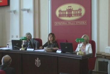 Održana peta sednica Skupštine grada Kruševca