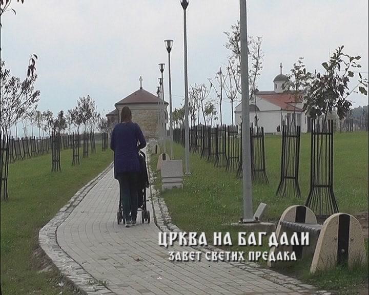 CRKVA NA BAGDALI – Zavet svetih predaka (TV REPORTAŽA)
