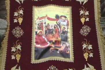 U crkvi Lazarici svečano proslavljena hramovna slava, Mala Gospojina