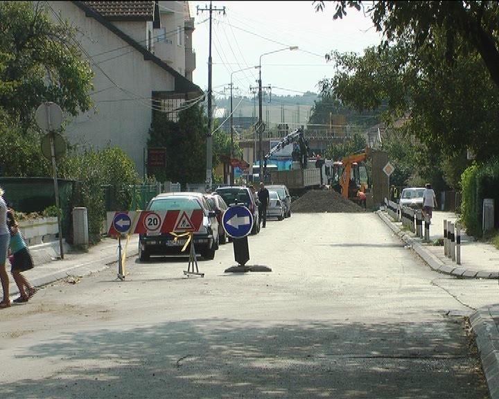 Do 25. novembra zatvorene Hajduk Veljkova i Ulica Poručnika Božidara
