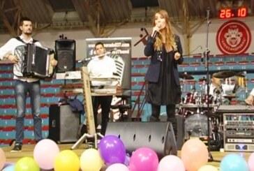 """Humanitarni koncert """"Za Isidoru"""" u Aleksandrovcu"""