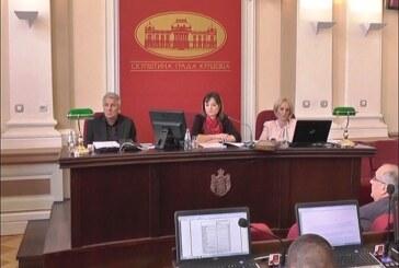 Zasedala Skupština Grada Kruševca