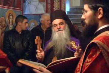Osveštan Hram Svetog Arhangela Mihaila u Globaru