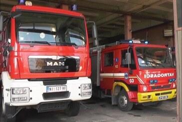 Sa početkom grejne i sezone svinjokolja vatrogasci imaju povećan broj intervencija