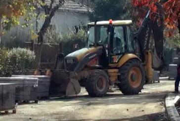 U Kruševcu u toku radovi na rekonstrukciji kolovoza i trotoara više gradskih ulica