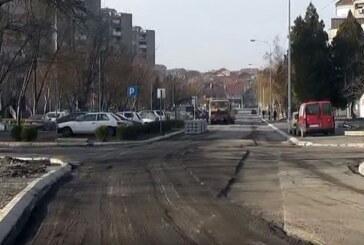 Radovi na instalacijama i kolovozu u Rasadniku biće završeni za nekoliko dana