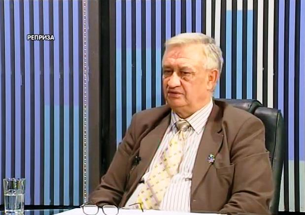 Predsednik Opštine Varvarin Vojkan Pavić gostovao na TV Kruševac