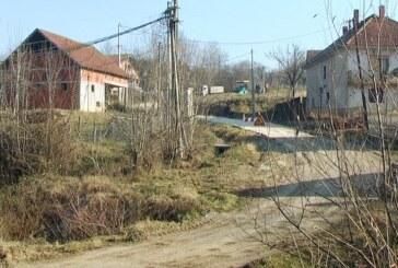 U selu Gari završava se sanacija i asfaltiranje dela puta