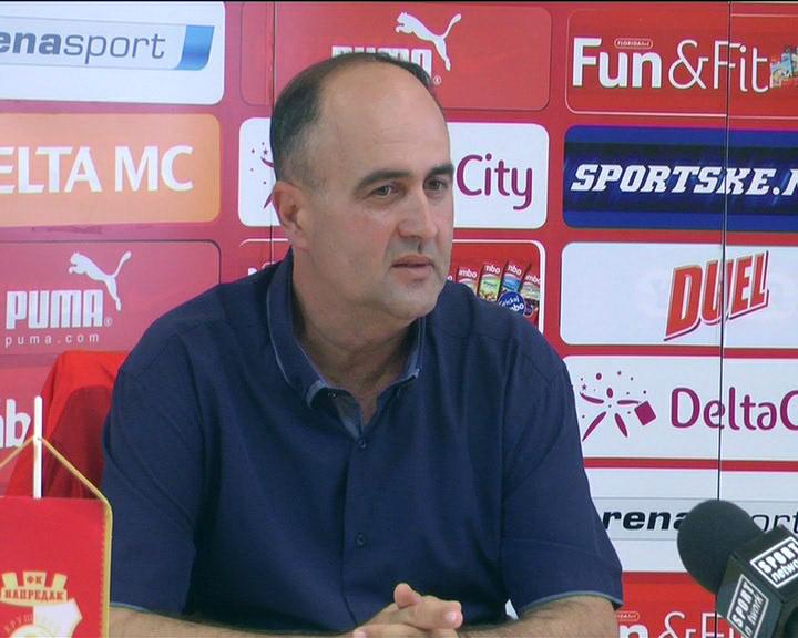 Dragan Ivanović napustio FK Napredak