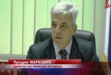 Predrag Marković: Pred nama je period u kome ćemo imati oko 6.000 novih radnih mesta
