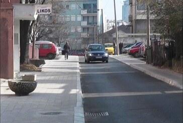 Ulica Stevana Sinđelića dobija obrise koji su odavno trebali da je krase