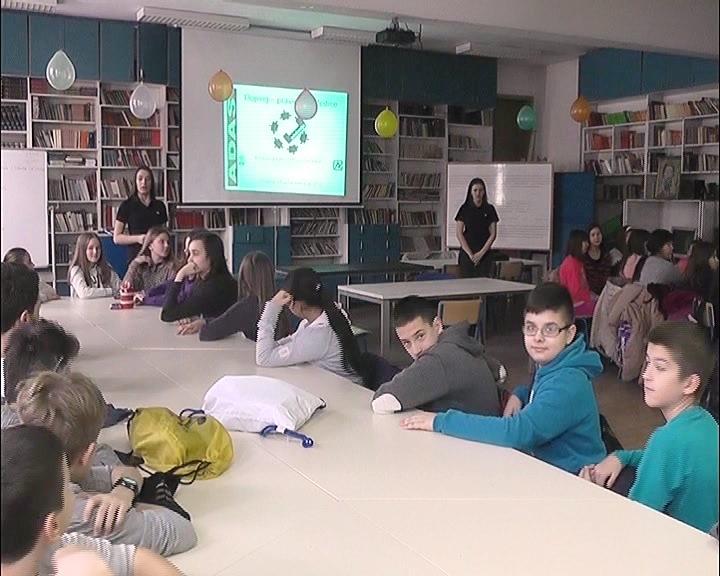 Projekat edukacije školske dece i omladine o štetnosti doping sredstava na zdravlje sportista