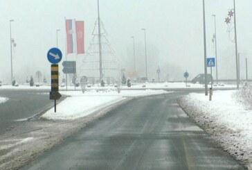 Od snega očišćeni svi kolovozi i ulice, nema zastoja u saobraćaju