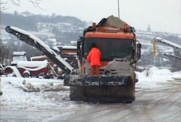 Ledeni talas nije prouzrokovao štete na teritoriji Rasinskog okruga