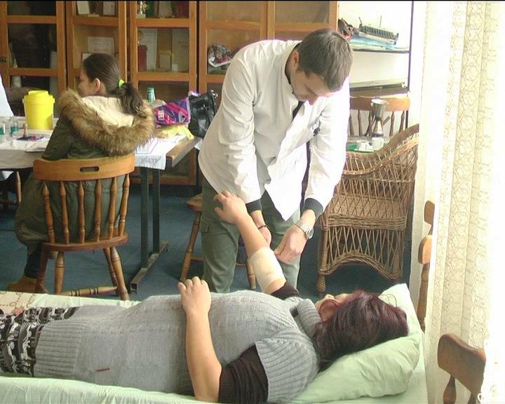 Akcija davanja krvi u Konjuhu, dobar odziv pokazuje humanost ljudi ovog kraja