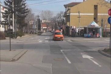 Rekonstrukcija raskrsnice ulica Ćirila i Metodija i  Kosovske počela pripremom terena